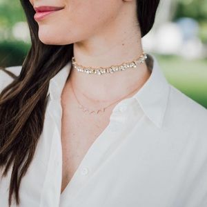 Baublebar Catena Choker Necklace